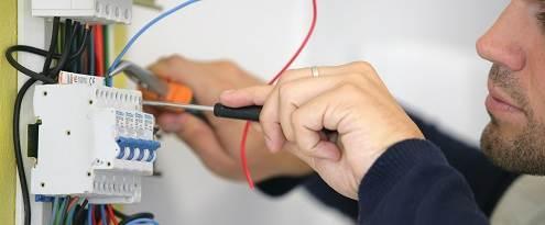 Werkzaamheden elektrotechniek
